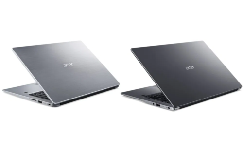 Acer Swift 3 SF314-58 (2020) vs Acer Swift 3 SF314-57 (2019) – the new one comes with Comet Lake CPUs