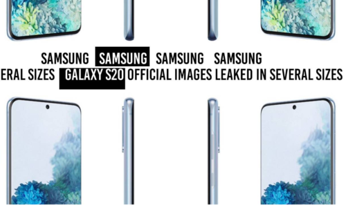 Official Galaxy S20 5G release prices, images spilled in biggest leak yet