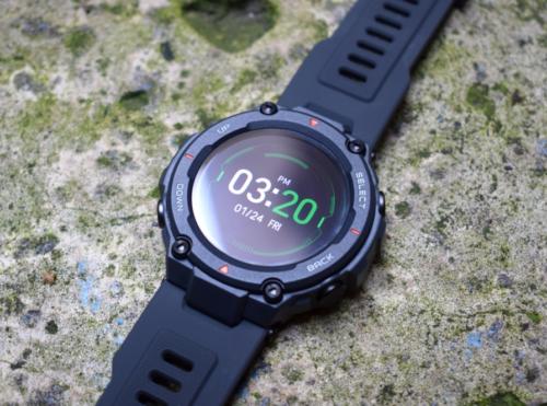 Amazfit T-Rex review: Bargain sport watch takes a bite at Garmin