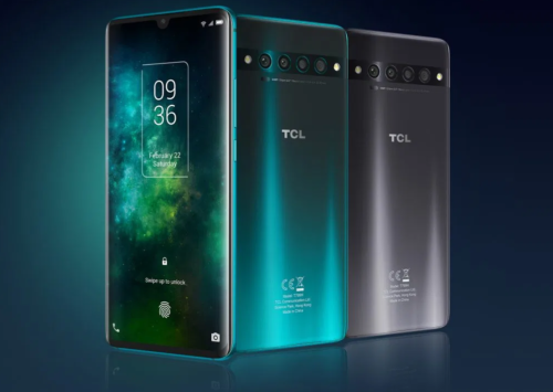 TCL Announces Self-Branded 10 Series Smartphones