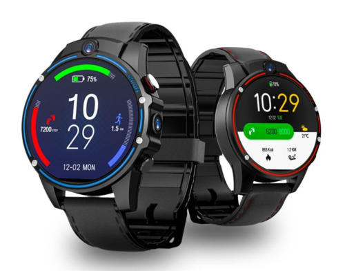 Kospet Vision 4G Dual Camera Smart Watch With Sports Watch 1.6 inch IPS Display
