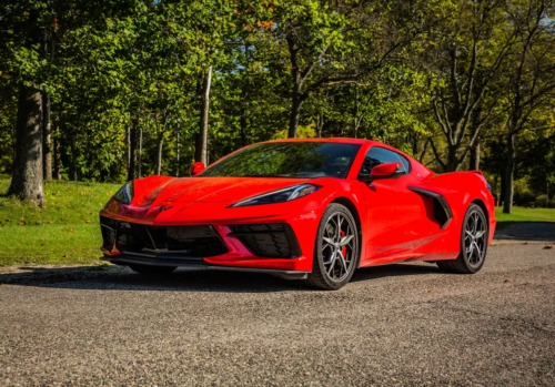 Chevy's 2020 Corvette Will Get 27 MPG on the Highway