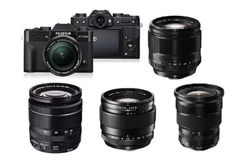 Best Lenses for Fujifilm X-T20 in 2020