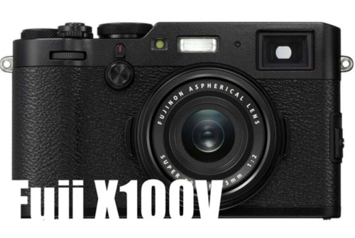 Full Fujifilm X100V Specifications