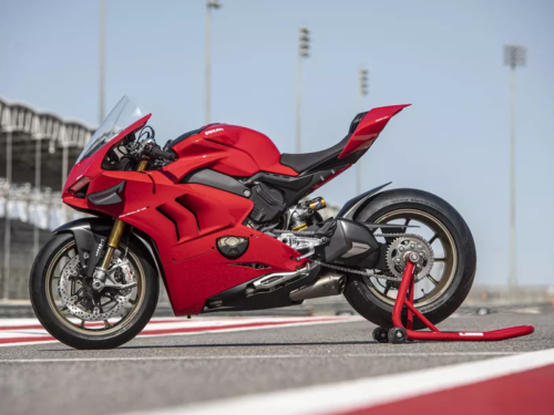 2020 Ducati Panigale V4 S First Ride Review