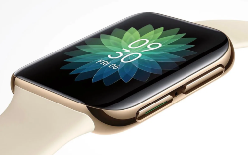 The Oppo smartwatch really does look like the Apple Watch – and has ECG too