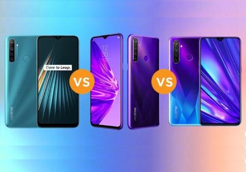 Realme 5i vs Realme 5 vs Realme 5 Pro: Which one to buy?