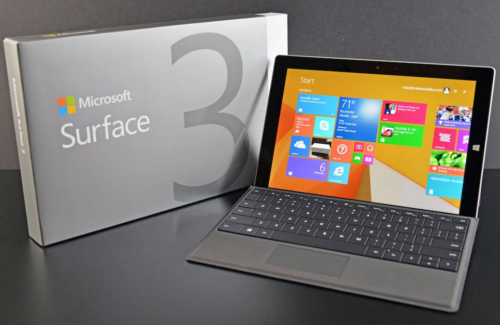 Microsoft Surface Book 3 Appears In 3DMark
