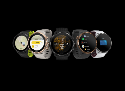 The Suunto 7 aims to make Wear OS more sporty | CES 2020