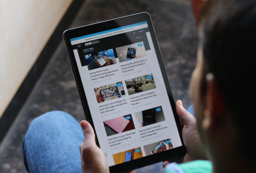 Samsung could release a cheap new tablet really, really soon