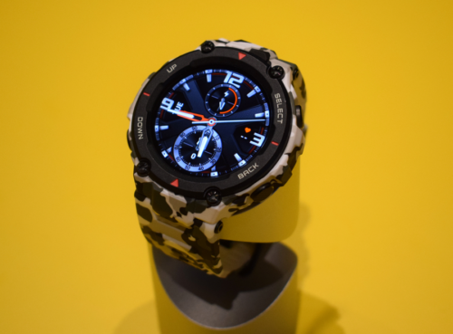 Amazfit T-Rex first look: Huami's new smartwatch does its best Garmin impression