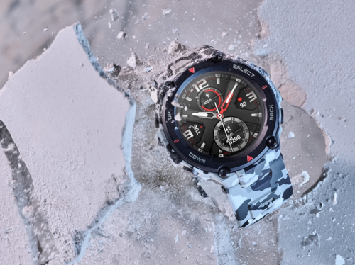 Amazfit T-Rex and Bip S smartwatches land at CES 2020 – with a big health focus