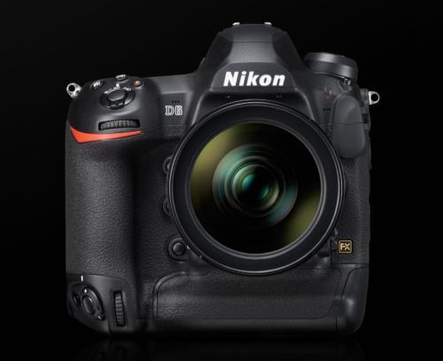 First look at the Nikon D6