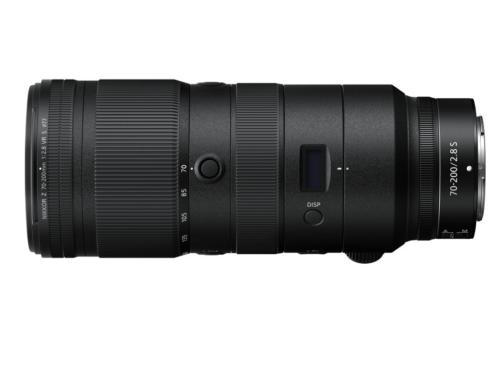 Nikon NIKKOR Z 70-200mm f/2.8 VR S Lens: price, specs, release date