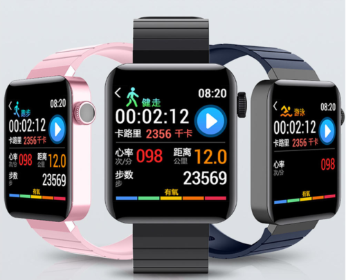 Bakeey M5 Wristband Review: A 1.54 Inch Full Touch Color Screen Smart Watch