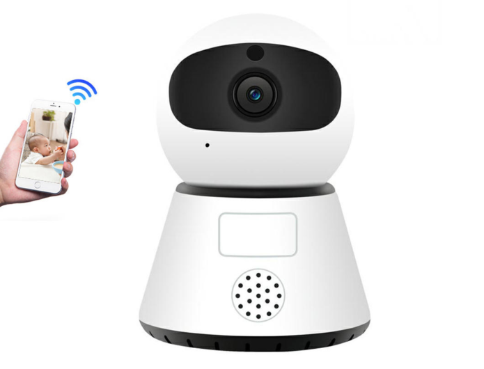 Bakeey IP Camera Review – 355° 1080P Smart Home Wifi IP Camera