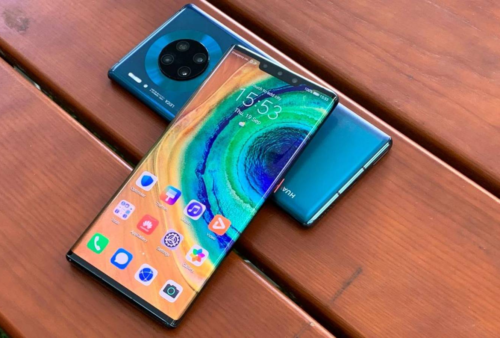 Huawei Mate 40 Pro Concept: 5 Rear Cameras, New Water Drop Screen