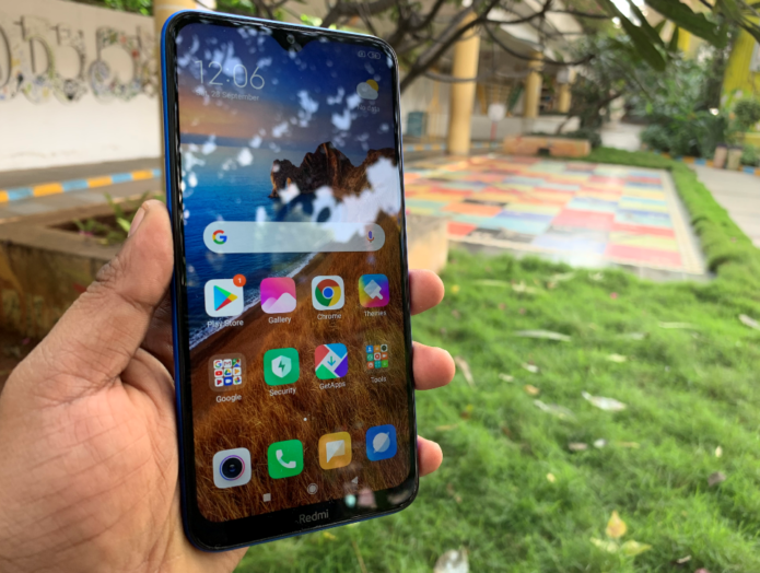 Xiaomi Redmi 8a hands-on review