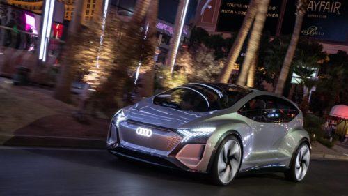 Audi AI:ME autonomous EV concept has VR and a surprise inside