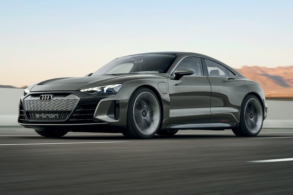 Audi e-tron GT EV to get RS treatment
