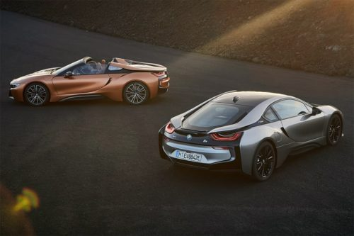 BMW i8 to be axed in April