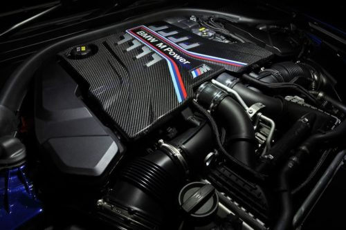 Future BMW V8s and V12s in doubt
