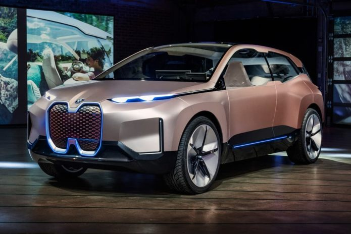 BMW pledges to source raw materials 'ethically'