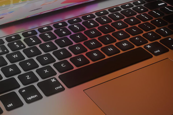 You can turn your iPad into a 'laptop' with Brydge's trackpad keyboard