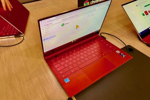 Hands on: Samsung Galaxy Chromebook Review – CES 2020
