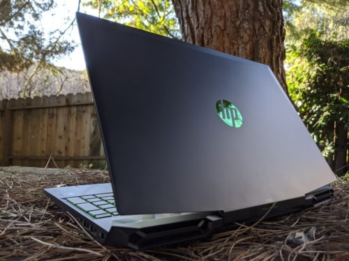 HP Pavilion Gaming Laptop 15-dk0045cl review: Affordable gaming with a few caveats