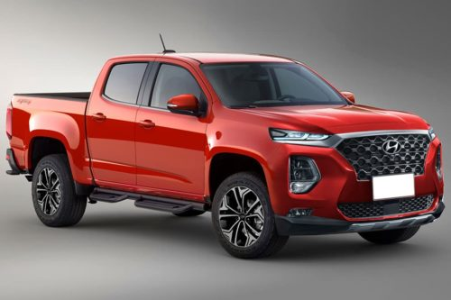 Straight-six diesel grunt for Hyundai pick-up