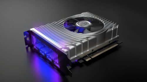Intel already has a working DG1 'Xe' graphics card, but it's only for developers