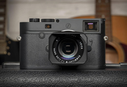 Why Leica's M10 Monochrom is more than just a gimmick