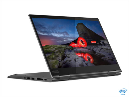 Lenovo's Thinkpad X1 Yoga gets a bright display option and Intel's latest CPUs