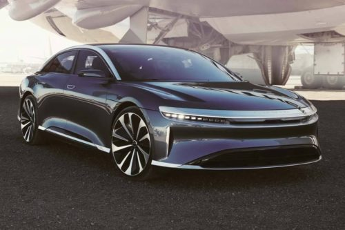 NEW YORK MOTOR SHOW: Lucid Air to debut