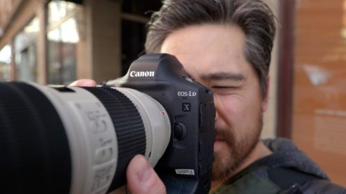 Canon EOS-1D X Mark III Video Previews and Samples