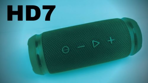 Treblab HD7 Review: Waterproof Bluetooth Speaker
