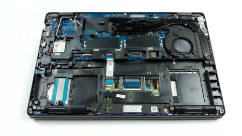 Inside Dell Latitude 5401 – disassembly and upgrade options