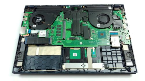 Inside ASUS VivoBook K571 (X571) – disassembly and upgrade options