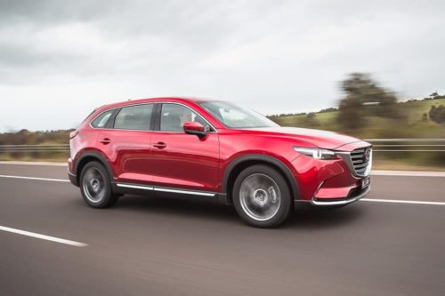 MY20 Mazda CX-9 released