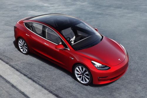 Tesla outsells Jaguar, MINI and Peugeot