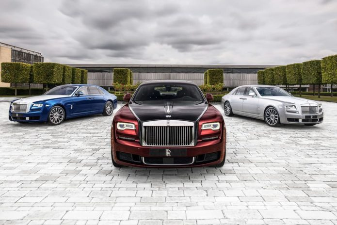 Rolls-Royce leads premium vehicle sales boom