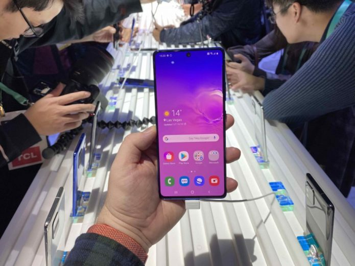 Hands on: Samsung Galaxy S10 Lite Review