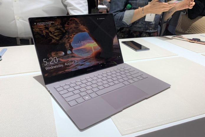 Hands-on: Samsung's Galaxy Book S debuts with the Snapdragon 8cx