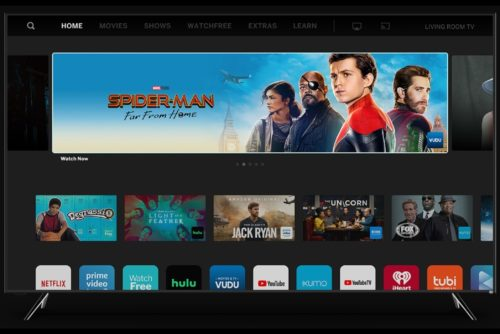Vizio's smart TV software is actually good now