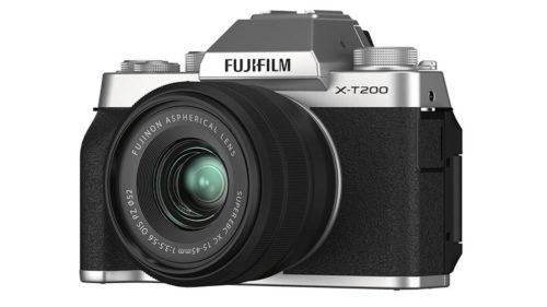 Fujifilm debuts mirrorless X-T200, Fujinon GF45-100F4, upcoming lenses