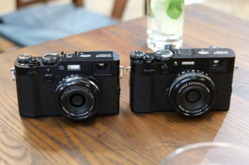 Fujifilm X100V Vs Fujifilm X100F: What's The Difference?