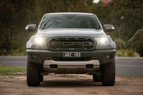 Ford confirms V8 Ranger Raptor rumours