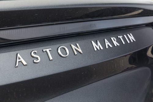 Aston Martin rescued