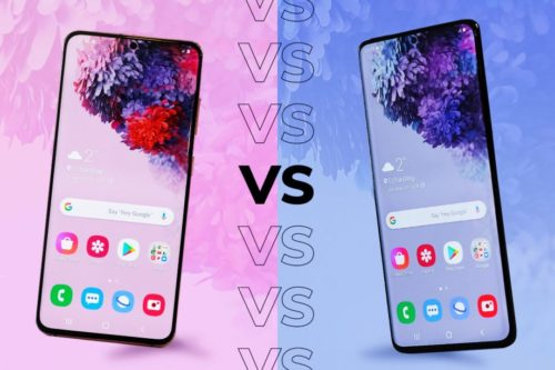 Samsung Galaxy S20 vs Galaxy S20 Plus: Which one to buy?